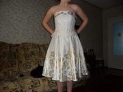 Продам выпускное платье не дорого!