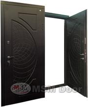 Металлические двери и решетки от производителя