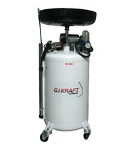 HD-806 Установка для слива и откачки масла с пневмонасосом (G.I.KRAFT