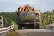Распорки  для лесовоза