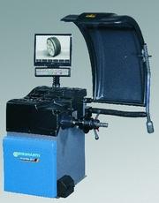 Beissbarth MT 855 DT - автоматический балансировочный станок
