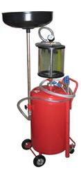 B8010KVS - Установка для слива и вакуумной откачки масла