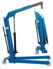 Оборудование для автосервиса. Кран гаражный складной ОМА 586 Италия