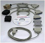 Комплект для диагностики а/м при помощи ПК