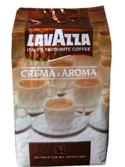 Кофе  Lavazza Crema e Aroma (зерно). Из Италии оптом.