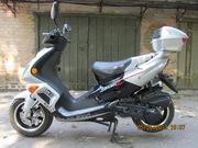 Продам скутер TIGER HT 150T-11 SPORT 2008 г.в.