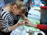 Курсы наращивания и дизайна ногтей от Академии успеха.