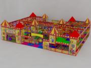 Детские игровые лабиринты реконструкция старых изделий.