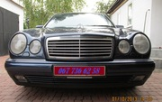 Продам MERCEDES E230 W210 1996 г.в.