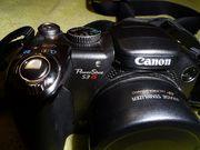 Продам свой полупроф. аппарат фотоаппарат Canon PowerShot S3is