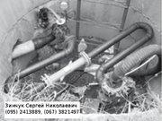 Лічильник стічних вод,  облік каналізації,