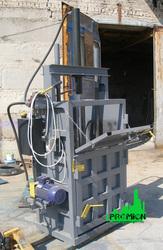 Пресс гидравлический для макулатуры и ПЭТ бутылки на 8 тонн