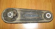 Подушка опора двигателя задняя  Logan MPI 05-08