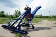 зернометатель ЗЗП-60 ЗМ-60 зернопогрузчик ЗЗП-60 ЗМ-60