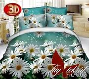 Магазин  постельного белья,  Микросатин HL062