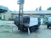 Гидравлическая буровая установка На базе ГАЗЕЛИ