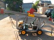 Гидравлическая буровая установка 220/380 вольт