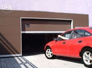 Ворота гаражные секционные, надёжно, выгодно, удобно!