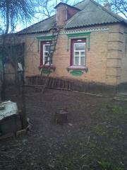 Продам в селе дом с участком