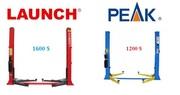 Подъемники для сто,  двухстоечный подъемник Peak,  Launch от 1200 у.е.