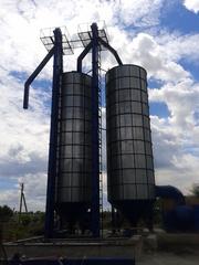 Продам Изготовление Зерносушилки на дровах