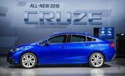 Chevrolet Cruze  в рассрочку на выгодных условиях