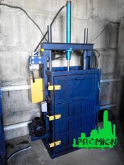 Пресс для макулатуры и ПЭТ бутылки на 5 тонн