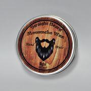 Воск для усов Straight Beard