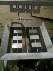 Станок  для  производства  шлакоблоков  «НВС-2»
