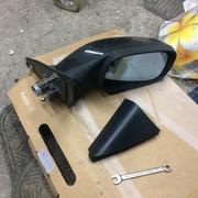 Боковое зеркало Renault Laguna 2,  Рено Лагуна 2.