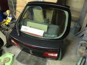 задняя дверь, крышка багажника,  ляда Renault Laguna 2, Рено Лагуна