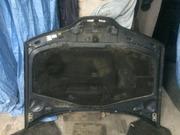 шумоизоляция,  утеплитель,  обшивка капота Renault Laguna 2,  Рено Лагуна
