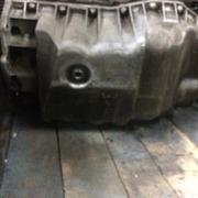 б/у поддон двигателя 1.8i на Рено Лагуна 2, Renault Laguna 2