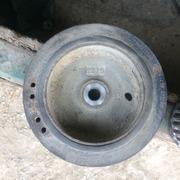 Б/у шкив коленвала 1.9DCI 6 ручейковый Renault Scenic,  Рено Сценик,