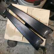 Б/у накладка наружная средней стойки Smart ForFour,  W454,