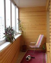 Блок хаус  для внутренних работ в Кировограде