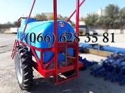 Опрыскиватель прицепной ОП - 2500,  литровый серии ОП на 2500л + КАРДАН