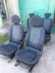 Б/у сиденья Smart Forfour,  W454,  Смарт,  комплект,