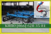 КППО 4 культиватор для сплошной обработки почвы прицепной с пружинными