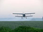 Авиахимические работы самолетами Ан-2 -услуги самолета